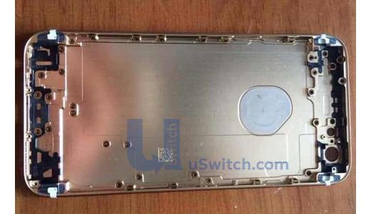 iPhone 6 leak: is this the final rear cover assembly?