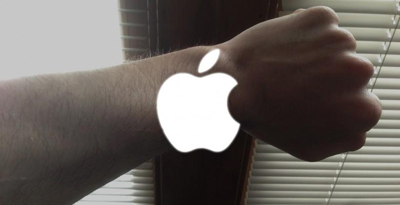 Apple's latest patent has iWatch written all over it