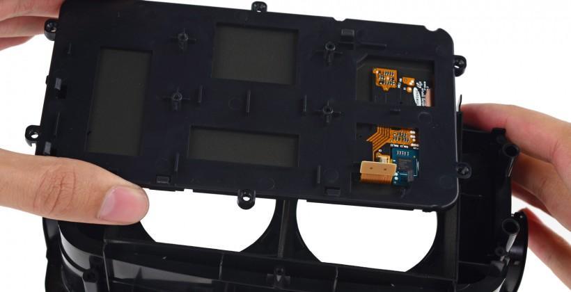 Oculus Rift DK2 teardown: is that a Samsung phone?