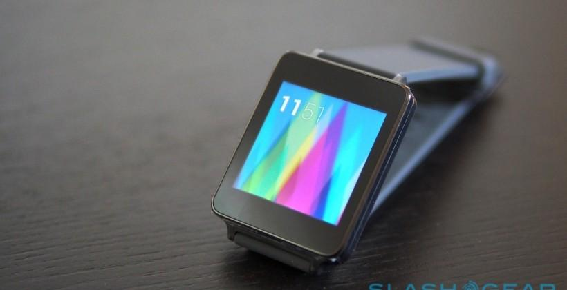 Gohma 1.0 for LG G Watch : The first Android Wear custom ROM