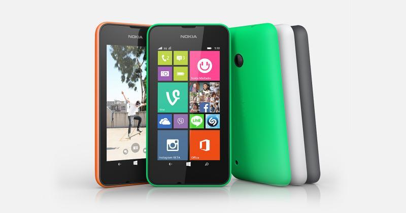 Lumia 530 arrives with an unbelievable price tag