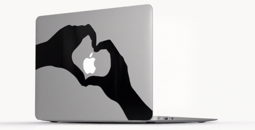 Is this Apple's best ever advert for the MacBook Air?