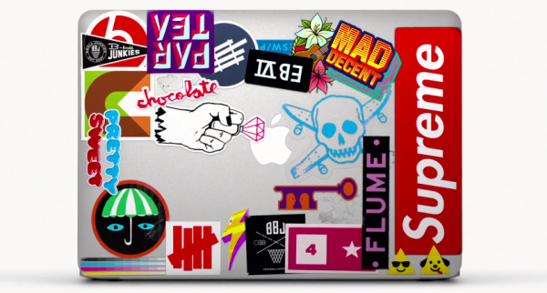 Where Can I Get Stickers For My MacBook? - SlashGear