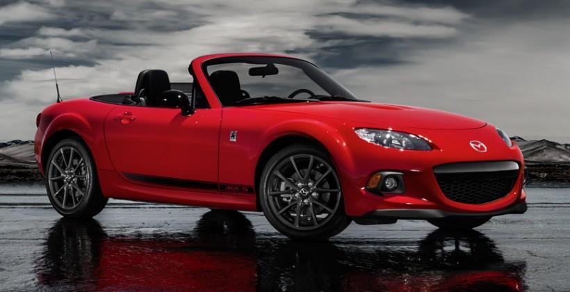 2016 Mazda MX-5 Miata dated for hotly-anticipated reveal