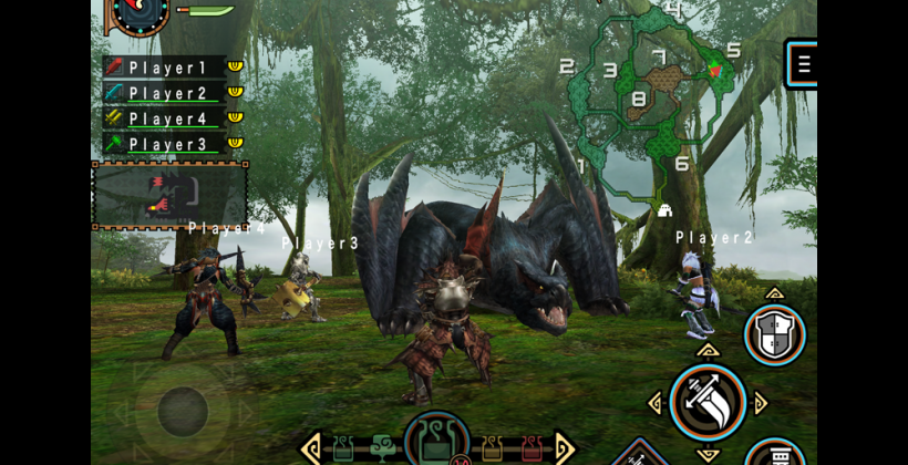 Monster Hunter Freedom Unite brings hit 2009 game to iOS