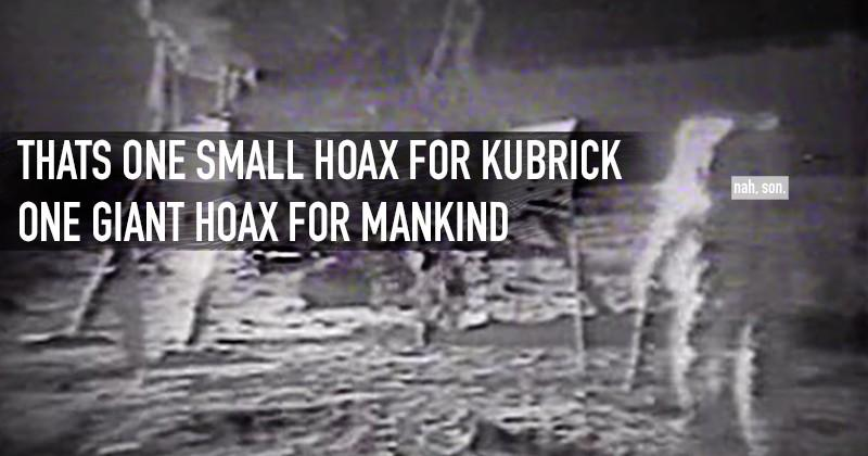 This video proves the moon landing was not a hoax