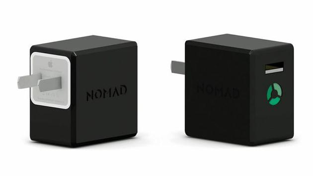 NomadPlus is an external battery that uses your Apple power plug