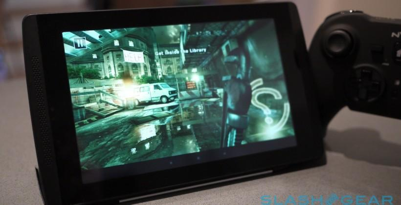 What might an NVIDIA SHIELD tablet be capable of?