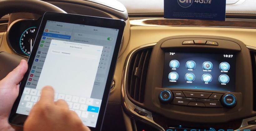 Test-driving OnStar 4G LTE: Geek-heaven or Gimmick?