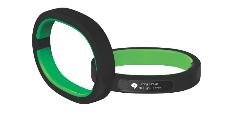 Razer Nabu smartband and WeChat make strange bedfellows