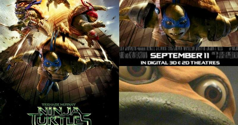 Turtles 9/11 Poster destined for PR fail infamy