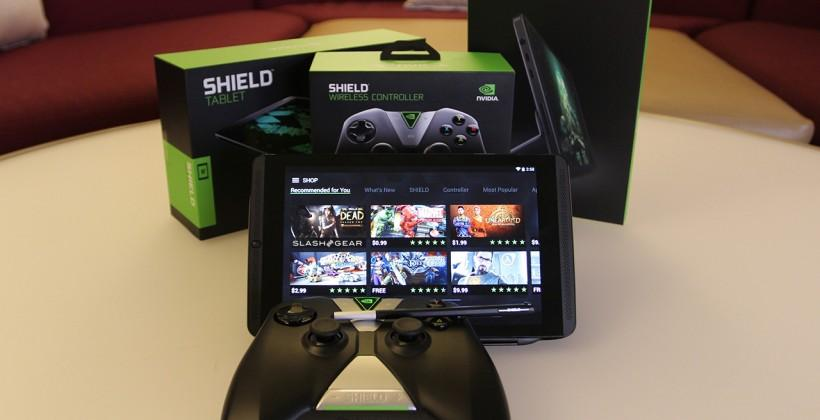 NVIDIA SHIELD Tablet Hands-on: Cross-platform Gaming Fully Pumped