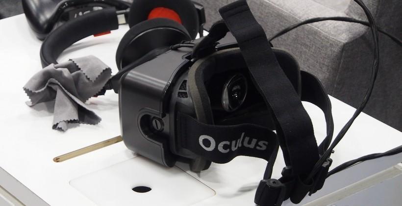 Oculus Rift DK2 pre-orders set to ship July 14