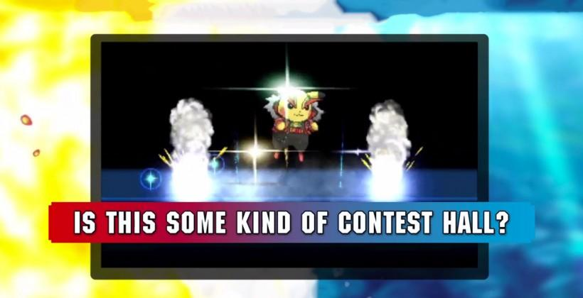 Watch Pikachu Cosplay in Omega Ruby and Alpha Sapphire