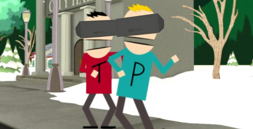 Explore South Park in VR from your browser or Oculus Rift
