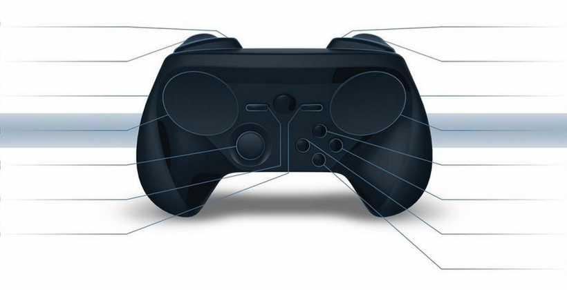Steam Controller nearer release with a new thumbstick
