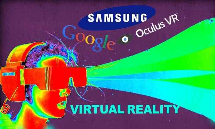 Samsung Gear VR vs Oculus Rift vs Google Cardboard