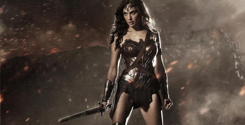 New Wonder Woman revealed