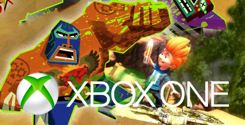 Double Review: 2 Radical Free Games for Xbox One