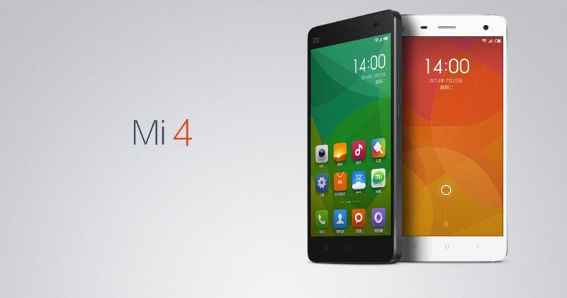 Xiaomi Mi 4 debuts: 5-inch screen, top specs, steel body