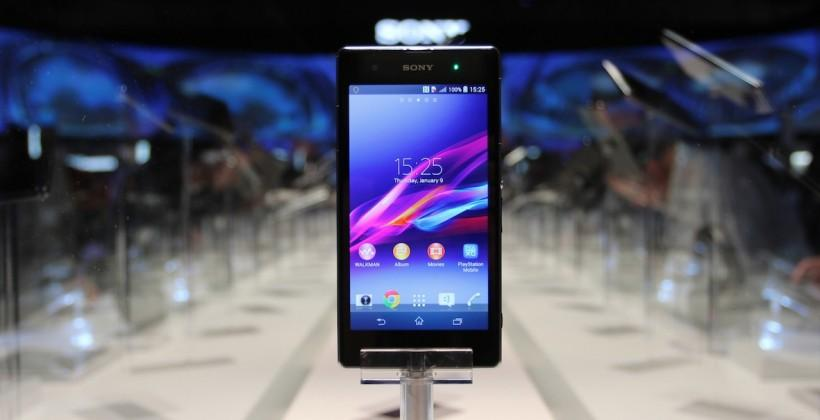 Sony Xperia Z1 Compact arrives in US