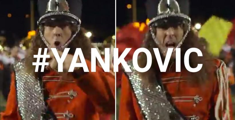 Weird Al's 5th Mandatory Fun music video is a Sports Song