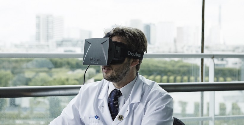Oculus Rift, dual GoPros used for virtual surgery