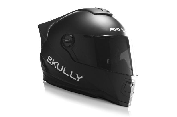 Skully smart-helmet beats funding goal, still up for pre-order