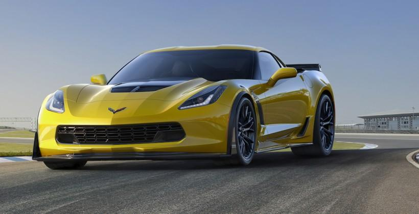 Here's how much the 2015 Corvette Z06 will cost you