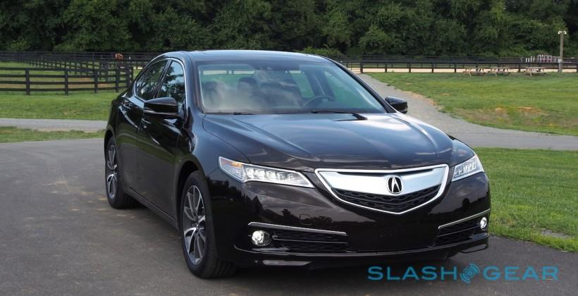 2015 Acura TLX first-drive: The subtle sports sedan