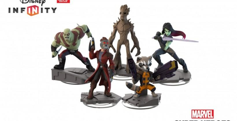 Guardians of the Galaxy head to PS4, Xbox One, with Disney Infinity