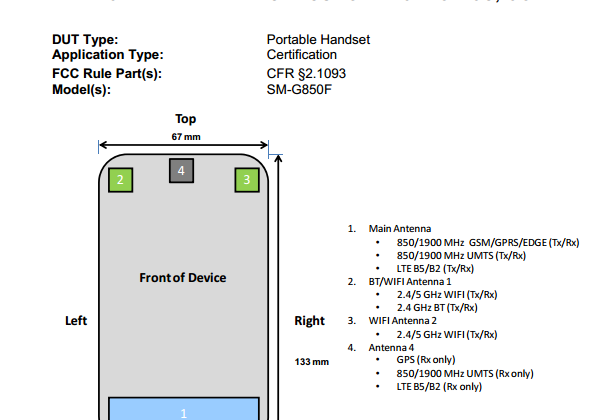 Samsung Galaxy Alpha release imminent as phone hits FCC