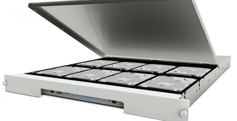 LaCie's stupid-large, crazy-fast drive is ready for your Mac Pro