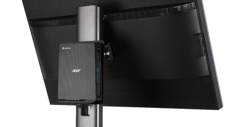 Acer Chromebox CXI distills C7 Chrome OS for desktops