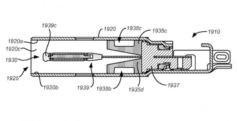 Apple's reversible USB cable detailed in patent pics