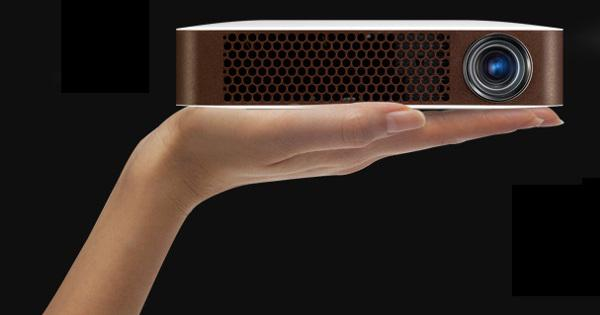 LG Bluetooth MiniBeam PW700 projector to debut at IFA 2014