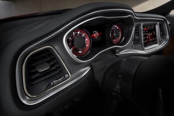 2015 Dodge Challenger SRT with the HEMI® Hellcat engine - start