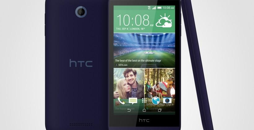 HTC has a new mid-range contender, the Desire 510