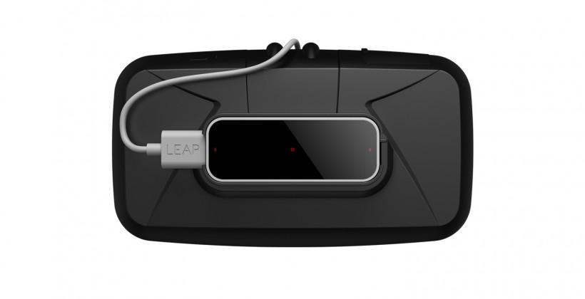 Leap Motion wants you to go completely hands-off with VR
