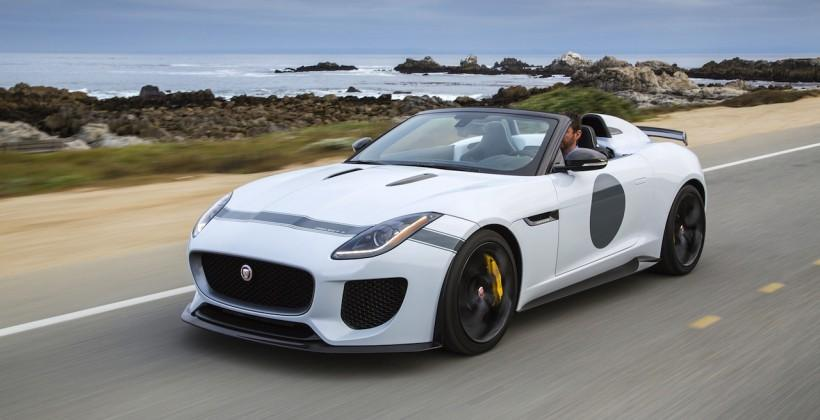 Jaguar F-Type Project 7 priced & dated for US debut