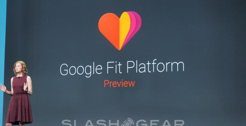 Google Fit SDK preview now out for Developers