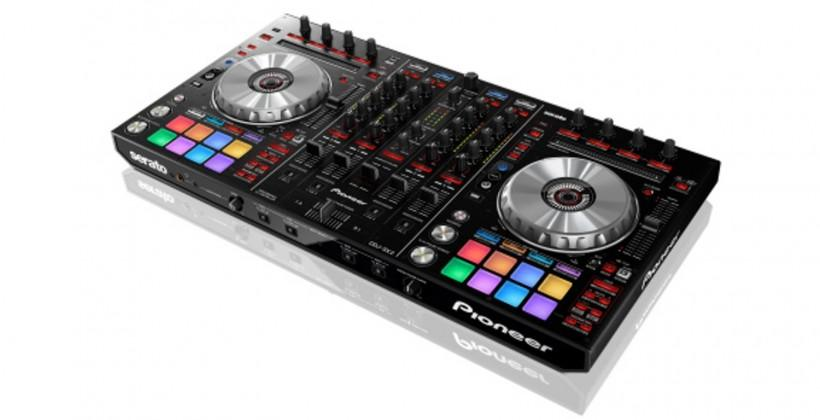 Pioneer DDJ-SX2 lets you scratch and loop in real-time
