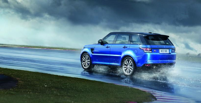Range Rover Sport SVR revealed to take on Porsche Macan Turbo