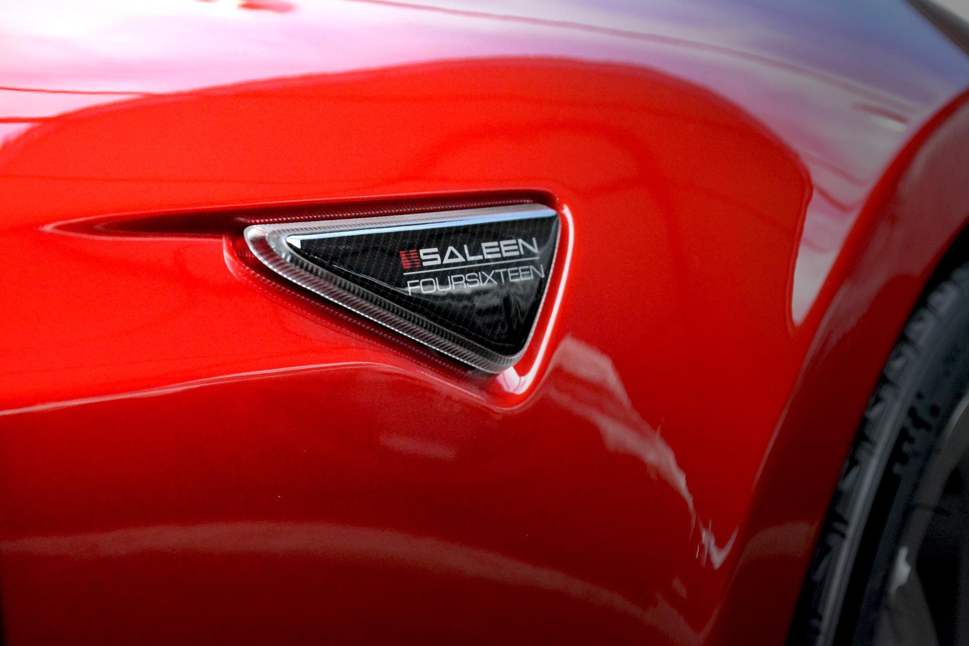 Saleen-Tesla Model S FOURSIXTEEN is an electric monster - SlashGear