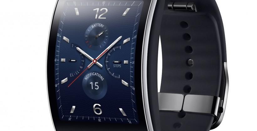 Samsung Gear S smartwatch divorces your phone