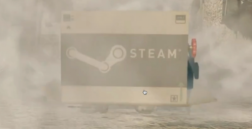 Metal Gear Solid V Steam release official