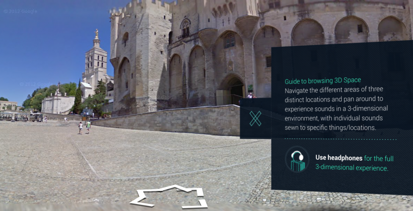 Sounds of Street View brings ambient audio to Google Maps