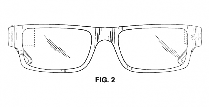 Google Glass starting to look like actual glasses in new patent