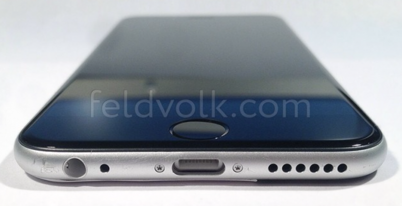 New iPhone 6 leak shows fully assembled device
