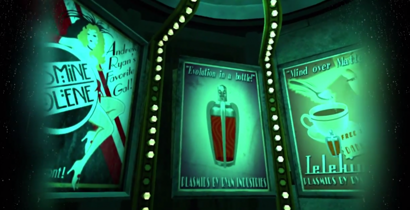 BioShock released today on iOS for iPad and iPhone